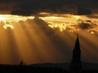 Kirche und Licht
